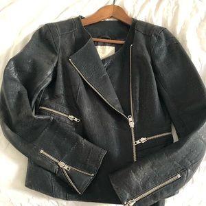 Maje Women's leather jacket